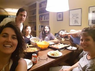ארוחה בספרד 2017