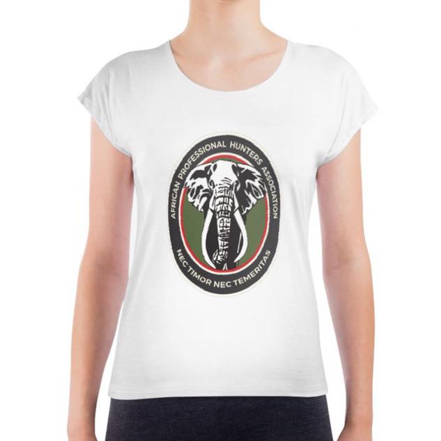 Ladies logo tee shirt.png