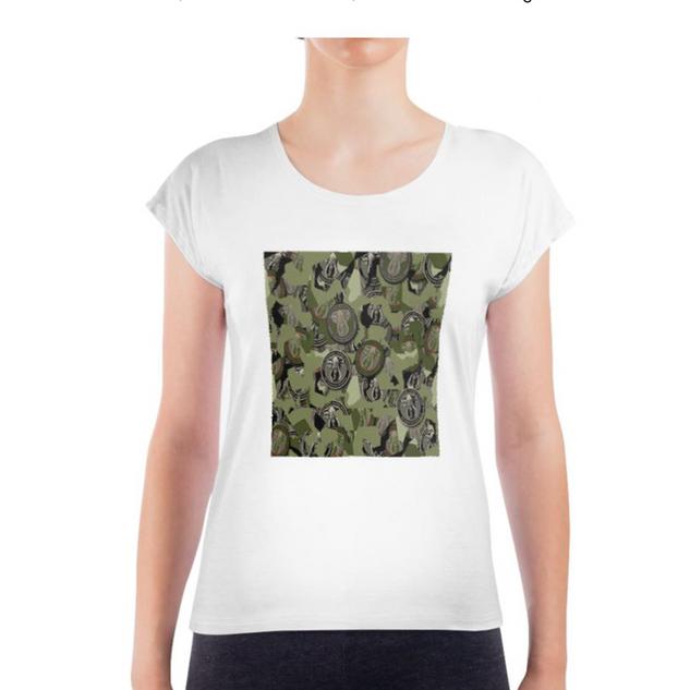 Ladies box lcamo logo tee shirt .png
