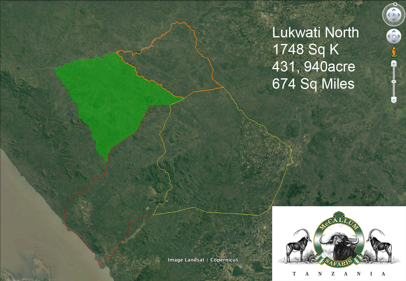 Lukwati North