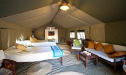 Client tent