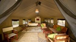Double tent