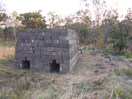 Gua School bricks
