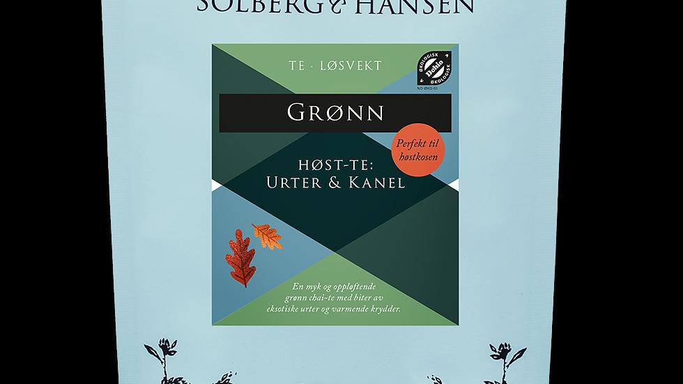 Høst-Te Urter og Kanel