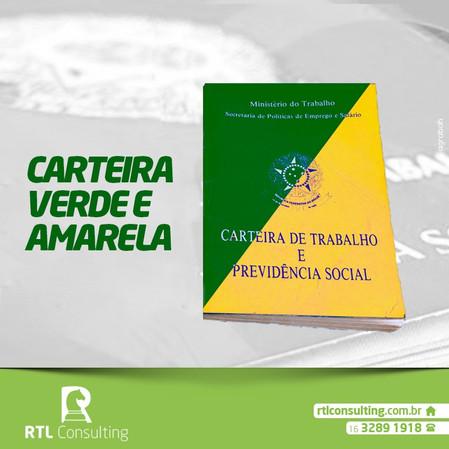 Você Sabia? - Contrato de Trabalho Verde e Amarelo e as Mudanças na CLT