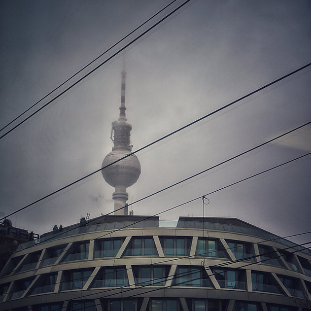 Berlin, Fernsehturm, Lars Hauck