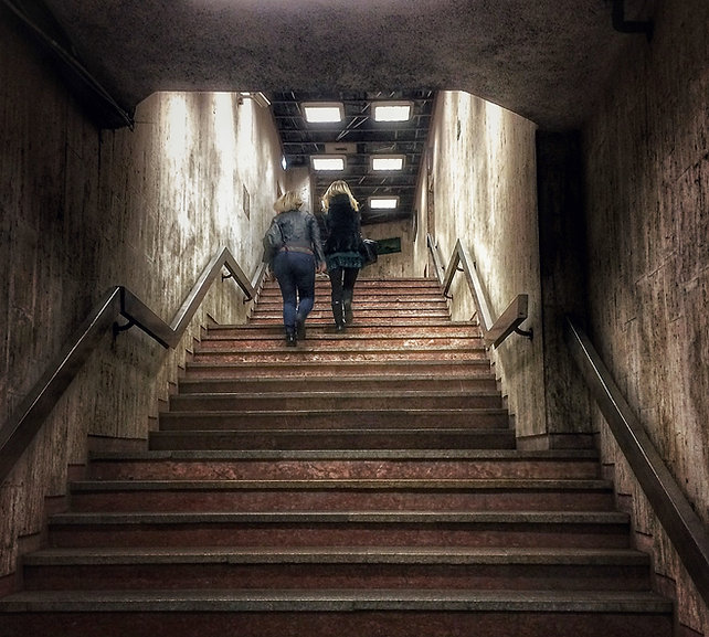 Bukarest Metro Station Piata Charles de Gaulle Bucharest