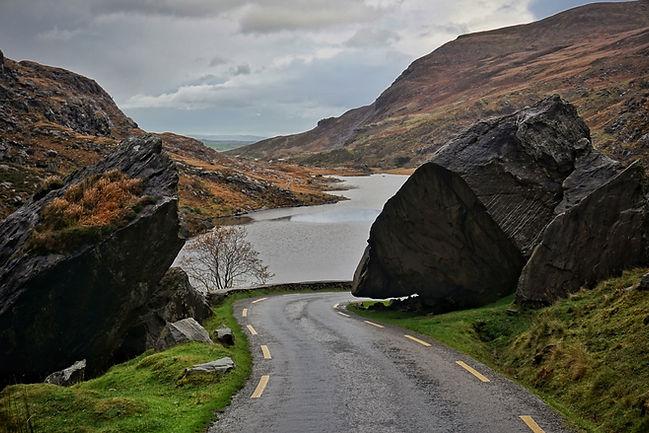Gap of Dunloe, County Kerry, Irland, Lars Hauck