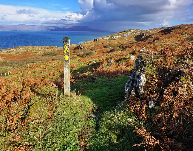 Sheeps Head Way, Wandern, County Cork, Irland, Lars Hauck