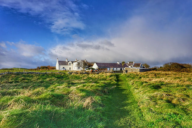 Nord Irland, Kearney Village, Lars Hauck