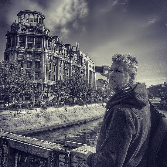 Bukarest, Rumänien, Lars Hauck