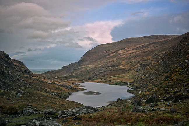 Lake Augher, County Kerry, Irland, Lars Hauck