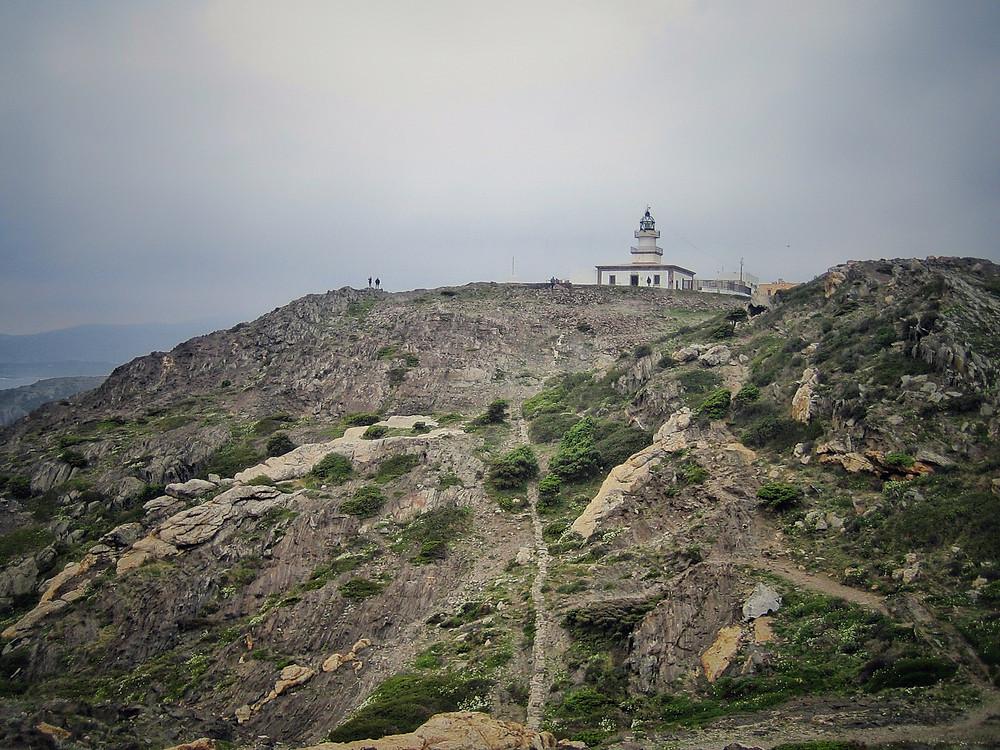 Leuchtturm Punta de Cap des Creus