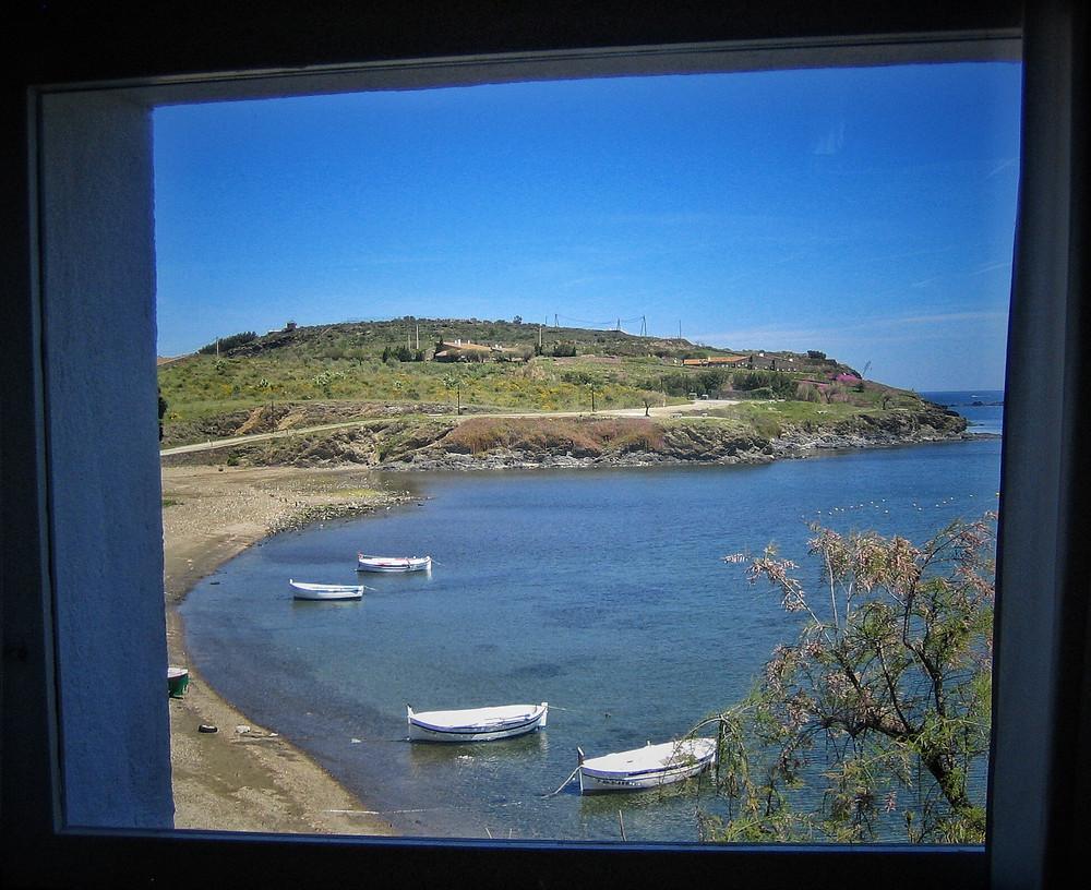 Portlligat Bucht Boote