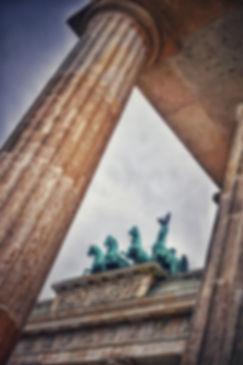 Berlin, Brandenburger Tor, Quadriga, Sehenswürdigkeiten, Lars Hauck