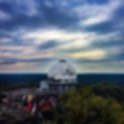 Teufelsberg Berlin Reiseblog Radarstation Grunewald NSA