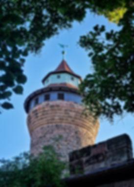 Sinnwelturm, Nürnberg, Altstadt, Lars Hauck