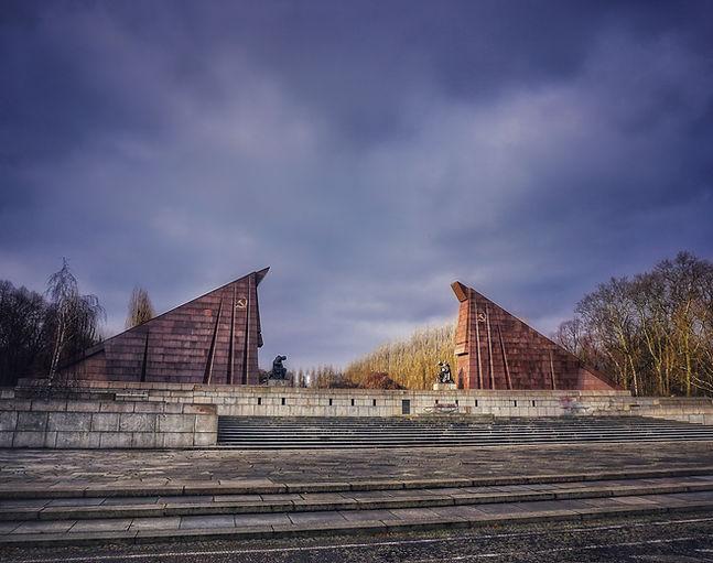 Berlin, Treptower Park, Mahnmal, sowjetisch,Ehrenmal, Soldatenfriedhof