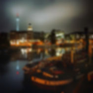 Fernsehturm, Berlin, Historischer Hafen, Lars Hauck