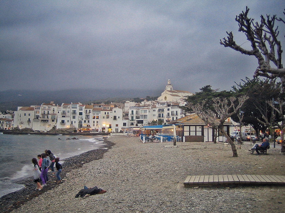 Cadaques Strand