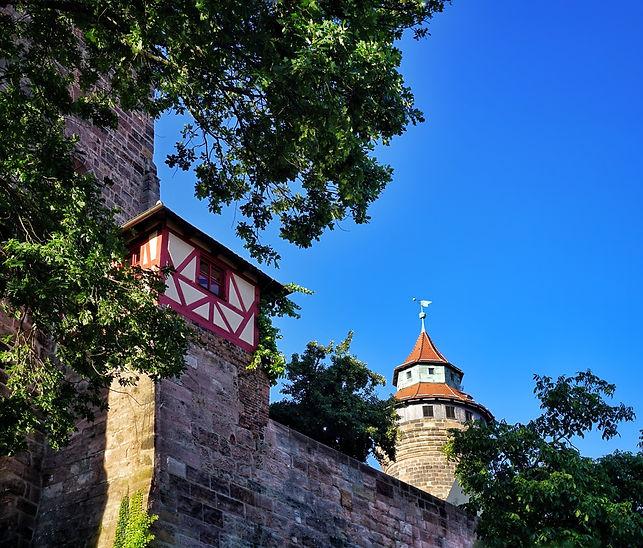 Kaiserburg, Altstadt, Nürnberg, Lars Hauck