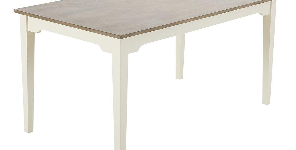 Better Homes & Gardens Bedford Rectangular Dining Table Rustic Finish