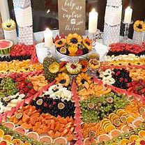 Todays fruit display _Fruiticiousfountai