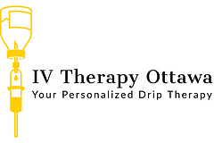 IV therapy ottawa logo final