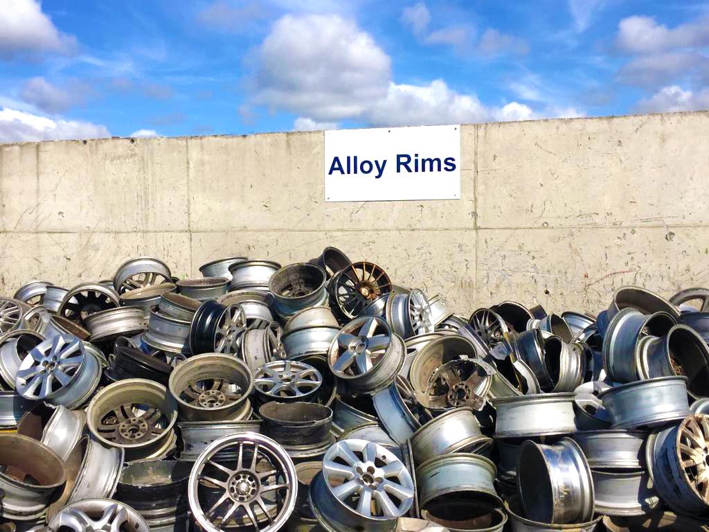 Alloy wheels 4