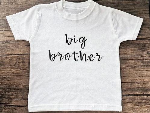 Big Brother Vinyl T-Shirt