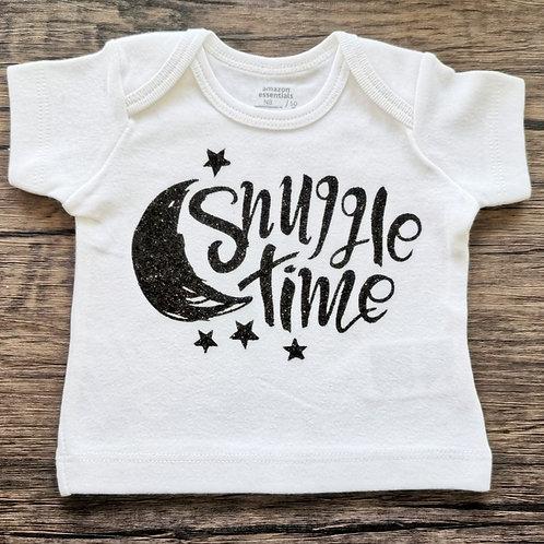 Snuggle Time Vinyl T-Shirt
