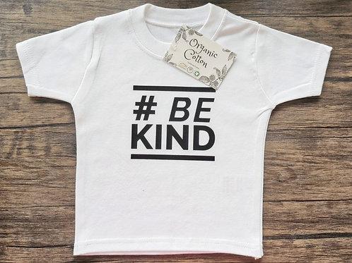 #BeKind Vinyl T-Shirt