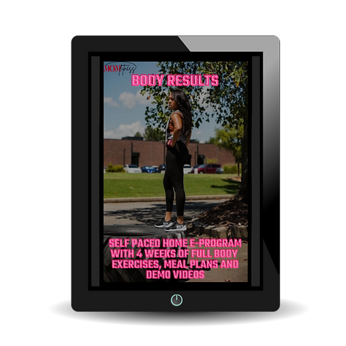 """Body Results"" Self Guided eProgram"