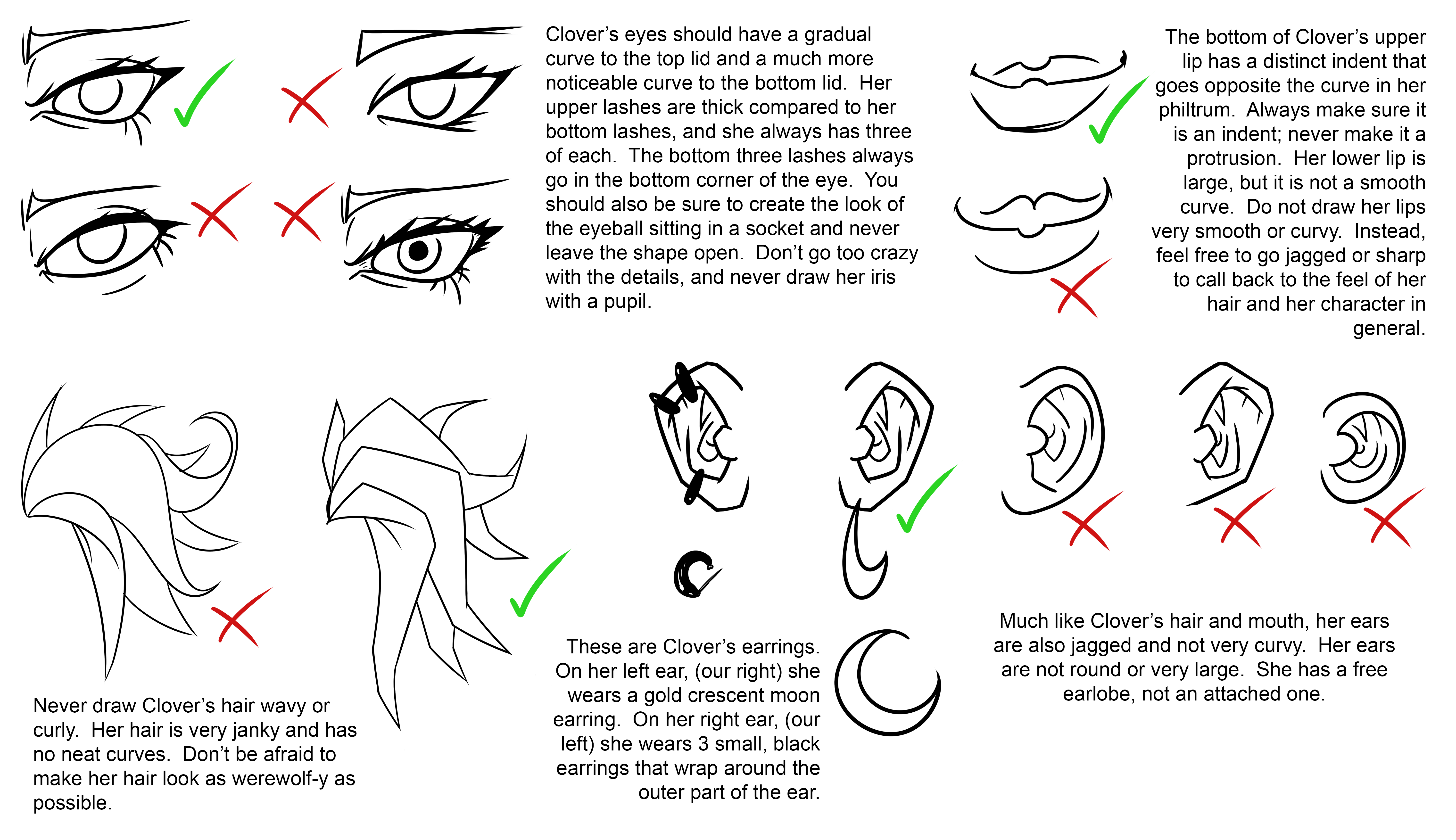 Clover Style Sheet Page 2