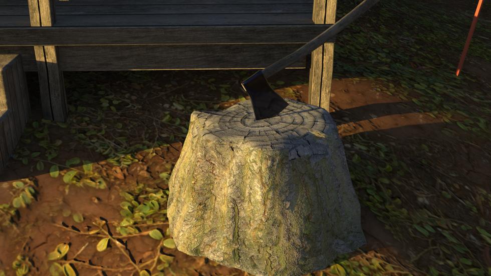 Cabin Stump
