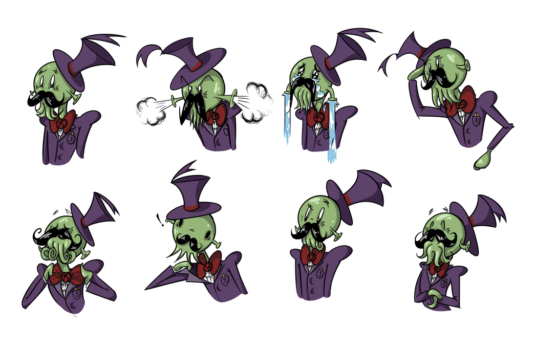 Sirthulhu Expressions