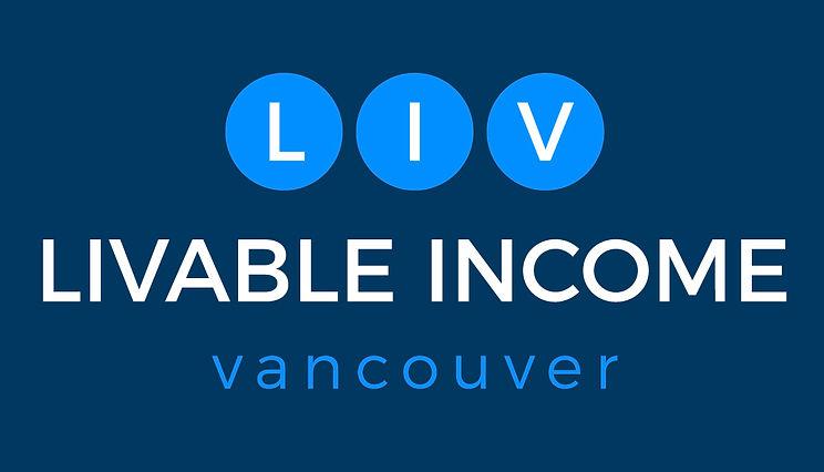 Livable Income Vancover - Logo