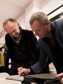 David Yarrow Book Signing