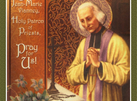 Feast of the Holy Trinity:  Request to Pray for Priests