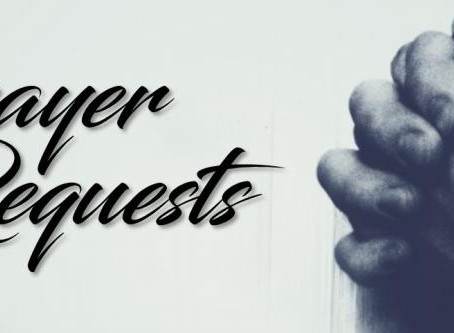 PAPA PRAYER INTENTIONS for the Week of  March 14th