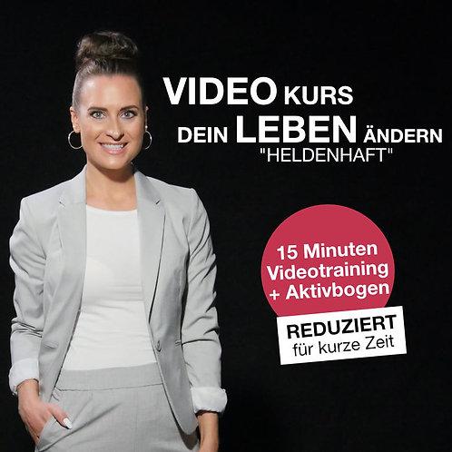 Videotraining - Dein Leben ändern