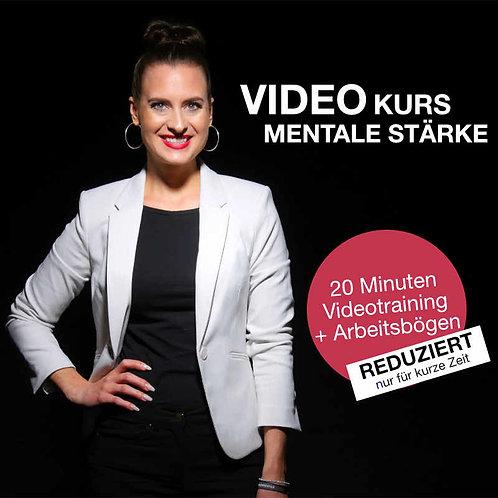 Videotraining - Mentale Stärke