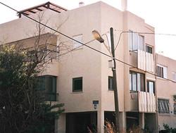שיפוץ חזית בית מגורים בהרצליה - אחרי