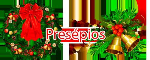 Presépios - Decorações
