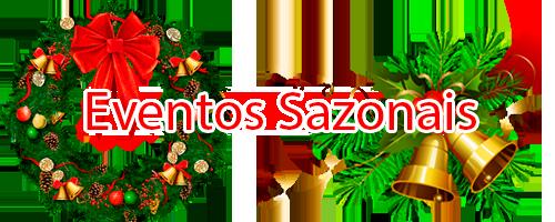 Eventos Sazonais