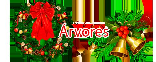 Arvores - Decorações