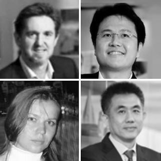 Basil Byrne, Joseph Tey, Natalie Kononova, Surachai Mitsiriswat