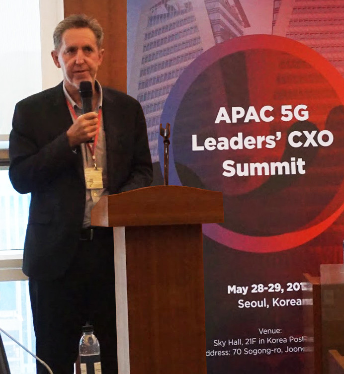 APAC 5G Leaders' CXO Summit