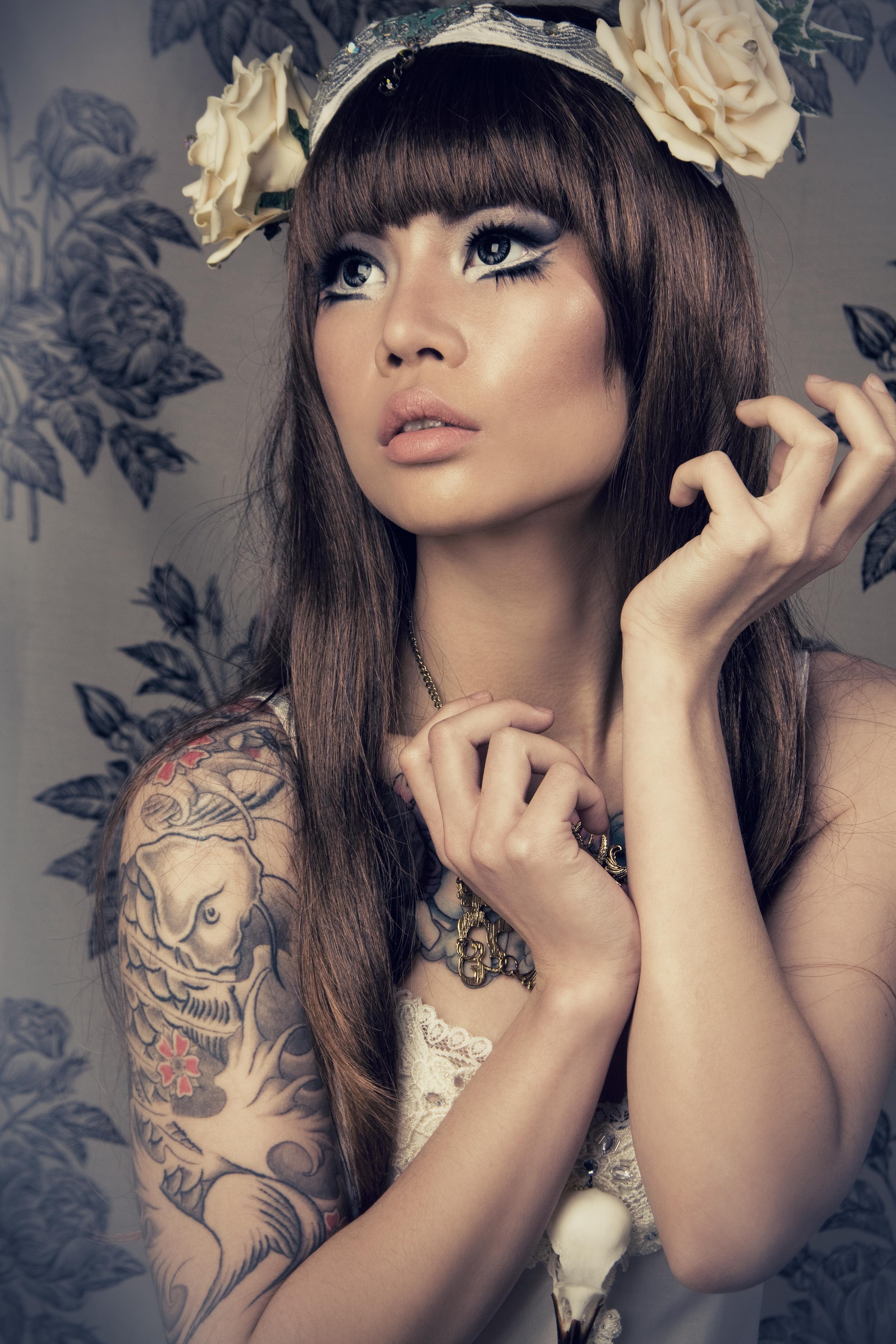 Roseanna Velin Make Up