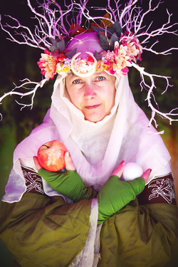 Marianne McAvoys Solstice Faery